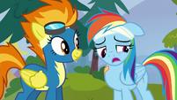 """Rainbow """"you guys all called me Rainbow Crash"""" S6E7"""