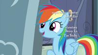 Rainbow Dash explains what happened S6E7