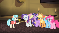 Rarity 'But I thought I lost!' S4E08