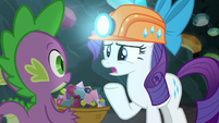 Rarity --The last time I was here-- S6E5