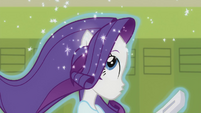Rarity sprouts pony ears EG2