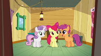 Scootaloo 'A club devoted to helping ponies get their cutie marks!' S3E04
