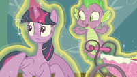 """Spike """"her Whacky Whompy thing"""" S7E3"""
