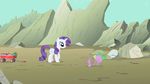 Spike digging S1E19