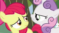 """Sweetie Belle """"we certainly don't have time"""" S5E4"""