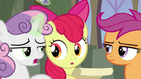 Sweetie Belle -you forgot the cons- S8E6