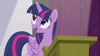 Twilight --if somepony had told me-- S5E25