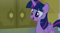 Twilight happy to see Moon Dancer S5E12