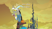 Discord indicating the Hive's location S6E26