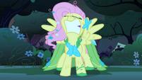 Fluttershy stomping S1E26