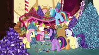 Mountains of rock candy S4E18