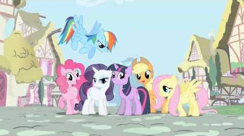 My Little Pony Friendship is Magic Danish Opening HD