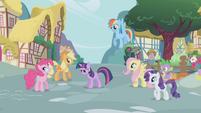 """Pinkie Pie """"oatmeal?"""" S01E03"""