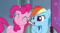 "Rainbow Dash ""duh!"" S8E25"