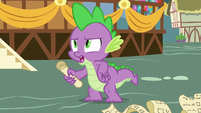 """Spike """"I can't let her down"""" S7E15"""