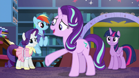 """Starlight """"don't have that much in common"""" S8E17"""