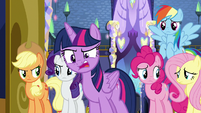 """Twilight offended by """"character"""" comment S7E14"""