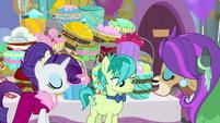 """Yona """"precisely like ponies prepare!"""" S9E7"""