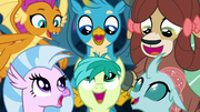 """Young Six """"as long as we are here"""" S9E3.png"""
