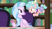 """Cozy Glow """"have you tried 'synergy'?"""" S8E25"""