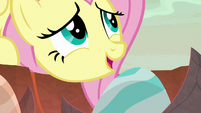 """Fluttershy """"a whole wide world out here"""" S9E9"""