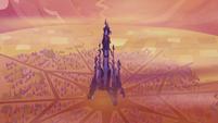 King Sombra's crystal castle S5E25
