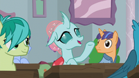 """Ocellus """"we just studied all about"""" S8E21"""