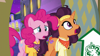 """Pinkie Pie """"Rarity, what did you do?"""" S6E12"""
