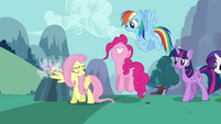 "Pinkie Pie ""that was amazing!"" S4E16"