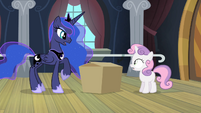 Princess Luna 'this is very much real' S4E19