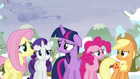 Rainbow's friends are concerned S5E5
