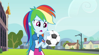 """Rainbow Dash """"they don't have cell phones"""" EG2"""