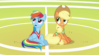 """Rainbow Dash disappointed """"no"""" S6E18"""