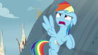 Rainbow groans at Gruff's stubbornness S8E2