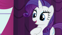 "Rarity ""created in honor of Princess Twilight"" S5E14"