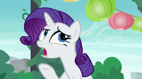 """Rarity """"suspenseful and compelling story"""" S6E3"""