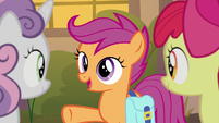 "Scootaloo ""nopony else can do that!"" S9E12"