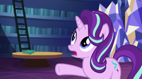 """Starlight """"can't believe you're letting me stay here"""" S6E1"""
