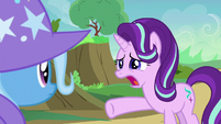 "Starlight ""the dread maulwurf I'm leading here?!"" S7E17"