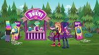 Sunset and Twilight see Pinkie is gone EGSBP
