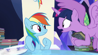 """Twilight """"Star Swirl and the other Pillars"""" S7E25"""