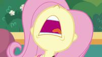 Fluttershy screaming in terror EGROF