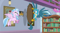 Gallus and Silverstream find Grover's crown S8E15