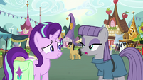 Maud shares her interests with Starlight S7E4