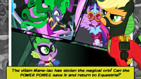 Power Ponies App page