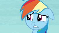 Rainbow's worried face S5E5