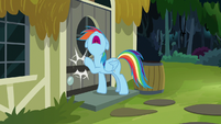 Rainbow continues knocking on A. K.'s door S7E18