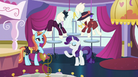 """Rarity """"Now it's perfect"""" S5E15"""