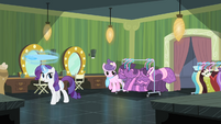 Rarity 'I'm sure your collection is equally lovely' S4E08