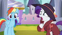 Rarity distressed that Juice Joint is closed S9E4